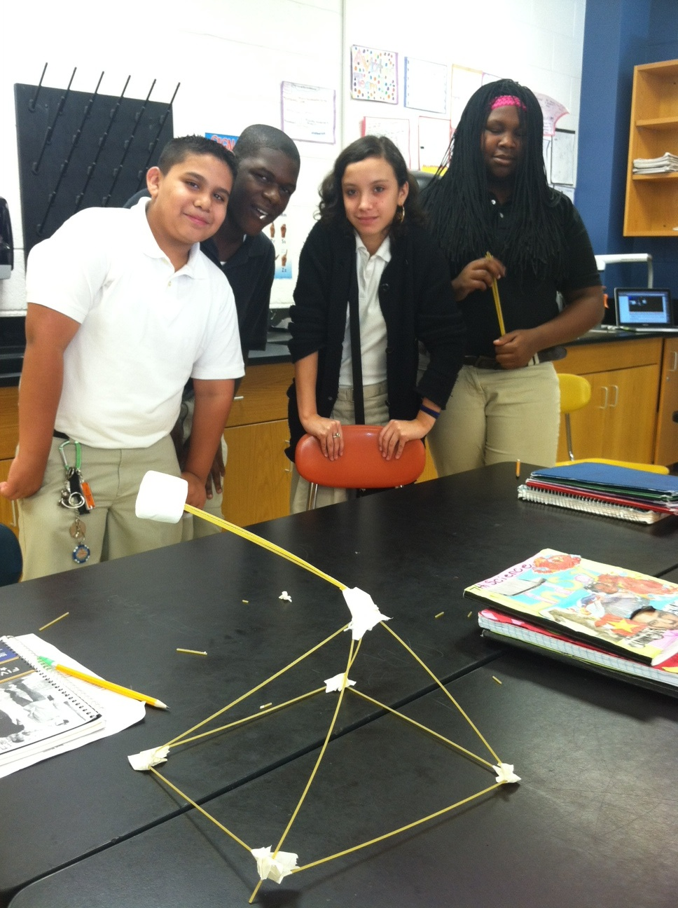 The Marshmallow Challenge Letters To A Pre Scientist